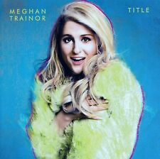 MEGHAN TRAINOR : TITLE / CD - TOP-ZUSTAND