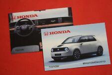 HONDA Pressemappe Genf 2019 * Urban EV Concept * Neu Auto Salon Motor Show