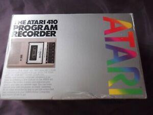 Atari 410 Tape Cassette Drive for Atari 400/800 New Old Stock Free Fedex