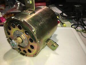 DC Motor 12 Volt 500 Watt , 500W Gleichstrommotor,12V Power