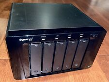 Synology DiskStation 5-Bay Network Attached Storage DS1512+ 10TB disks 3GB RAM