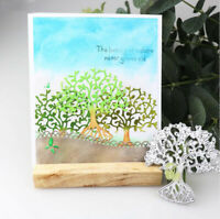 Tree Cutting Dies Metal Cutting Dies Die Cuts Card making Scrapbooking embossing