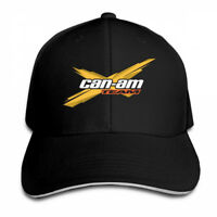 can-am-x-team-logo Adjustable Baseball Hat Cap Snapback
