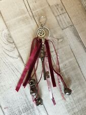 Witches Bells For Door. Handcrafted Witch Charm Pagan Home Protection Wicca Fey