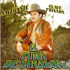 El Puma de Sinaloa  Clave Privada CD New