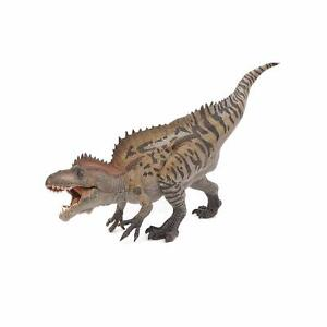 Papo Acrocanthosaurus Figure, Multicolor
