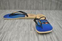 +Havaianas Surfer Flip Flop - Men's Size 13, Blue