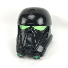 Star Wars Storm Trooper Tie Fighter Pilot Voice Changer Light Up Black Mask