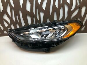 OEM 2017 2018 2019 2020 FORD FUSION HEADLIGHT w/LED DRLModule Driver complete