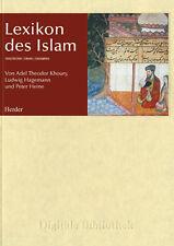 Lexikon des Islam Geschichte/Ideen/Gestalten CD ROM Digitale Bibliothek Nr. 47