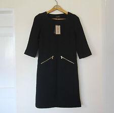 Wool Blend Round Neck Dresses Work