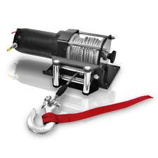 12V Elektrische Seilwinde Elektrowinde Offroad 12 Volt / 1360 kg Offroadwinde