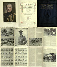 THE WAR ILLUSTRATED ALBUM DELUXE- WORLD WAR 1 - COMPLETE SET 10 VOLUMES ON DVD