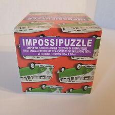 Impossipuzzle Camper Van VW 100-Piece Challenging Jigsaw Puzzle Volkswagon Van