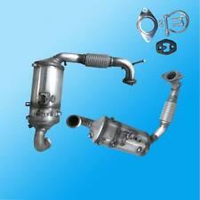 EU5 DPF Dieselpartikelfilter FORD Fiesta 1.4 TDCI 51KW F6JD KVJA 2010/08-2012/11