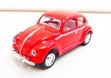 """Volkswagen Beetle Classic 1967 Rouge 1/64 """"3 Inche"""" Diecast  NEUF"""