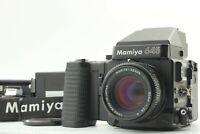 *MINT++* MAMIYA M645 Super AE Finder Medium Format w/ Sekor C 80mm F2.8 N JAPAN