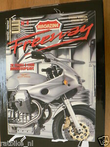 FREEWAY 04 GUZZI 1100 SPORT,MZ SILVER STAR,INDIAN SCOUT,JOHN HIATT,TRIUMPH CAFER