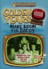 Golden Years - Make Room for Daddy (DVD, CLASSIC TELEVISION VOL 1)  LN