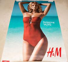 Edita Vilkeviciute H&M 4 x 6 feet Bus Shelter Poster