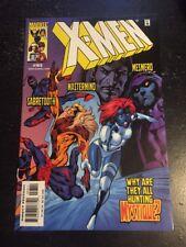 "X-men#93 Incredible Condition 9.4(1999) ""Hunt For Mystique "" Sabertooth,Mesmero"