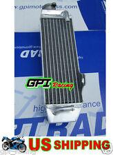 Aluminum radiator HONDA CR85 CR 85 R CR80 1997-2007 07 06 05 04 03 02 01 00 99