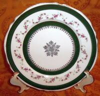 """Vintage - Imperial Austria, Gold Rimmed 8 1/4"""" Collector Plate"""