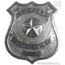 Cowboy polizia manette Metallo Accessori Carnevale Costume Accessorio