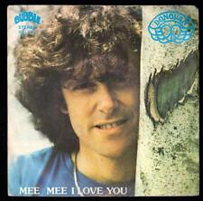 DONOVAN DISCO 45 GIRI MEE MEE I LOVE YOU - BUBBLE BLU 9302