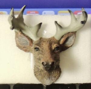 10 Point Racks Big Deer Head Trophy