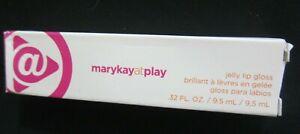 Mary Kay At Play Jelly Lip Gloss Hot Tamale .32 Oz 062087