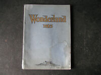 1905 -WONDERLAND- NORTHERN PACIFIC RAILWAY Guidebook YELLOWSTONE PARK ROUTE vtg