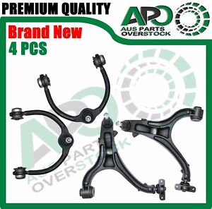 Front Lower Upper Left Right Control Arms Ball Joints For JEEP COMMANDER XH 4PCS
