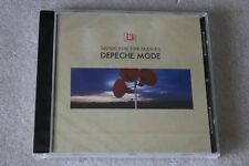 Depeche Mode - Music For The Masses CD EU RELEASE NEW SEALED