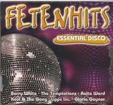 FETENHITS ESSENTIAL DISCO * NEW LIMITED PUR EDITION CD * NEU *