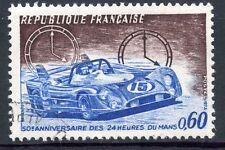 STAMP / TIMBRE FRANCE OBLITERE N° 1761  SPORT 24 HEURES DU MANS