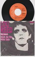 Lou REED * Vicious * 1972 German 45 *