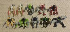 Lego Bionicle 9 Figure Lot Mcdonalds Toys