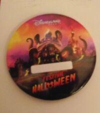 Disney Paris Festival Halloween Villans Hotel Pin Badge