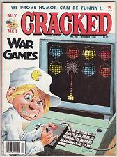 Cracked mag 200 Dec 1983 War Games Star Wars Return of the Jedi George Lucas