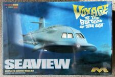 SEAVIEW MOEBIUS MODELS PLASTIC MODEL KIT VOYAGE TO THE BOTTOM OF THE SEA