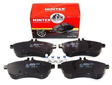 Mintex Pastiglie dei Freni Asse Anteriore Mercedes Benz C E SLK MDB2830 (immagine reale di parte)