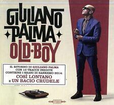 Giuliano Palma – Old Boy Cd Still Sealed Digipack Universal Music Group 2014
