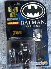 Kubrick Medicom Batman Catwoman 2004
