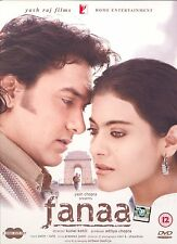 Fanaa (Hindi DVD) (2006) (English Subtitles) (Brand New Original DVD)