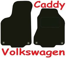 Vw Caddy DELUXE QUALITY Tailored mats 1995 1996 1997 1998 1999 2000 2001 2002
