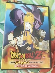 Dvd Dragon Ball Z Il Destino dei Saiyan Movie Nr 5 (2007) De Agostini Collect