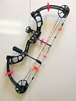 Bear Archery Cruzer lite weight Legend 5-70LB 2018 Pink & Black Lady Spec. $259