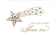 PAPYRUS GRADUATION CARD NIP MSRP $6.95 SHINE ON CARD (L1)