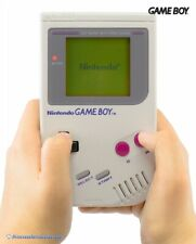 Nintendo GameBoy - Konsole #grau Classic 1989 DMG-01 NEUWERTIG